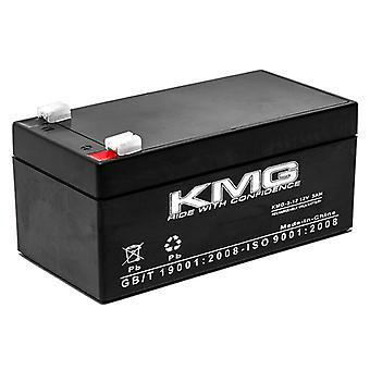 KMG� 12V 3Ah Replacement Battery for Powercell PC1230