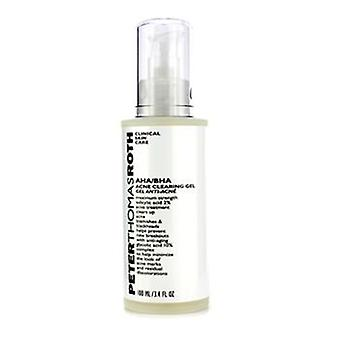 Peter Thomas Roth AHA / BHA Clearing Gel acné - 100 ml / 3,4 oz