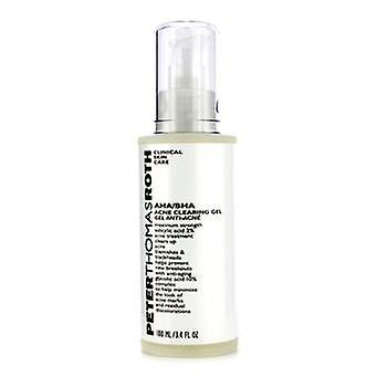 Peter Thomas Roth AHA/BHA Acne Clearing Gel - 100ml/3.4oz