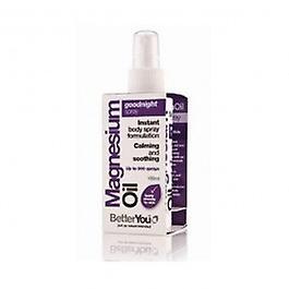 Betteryou - Magnesium Oil Goodnight Spray 100ml