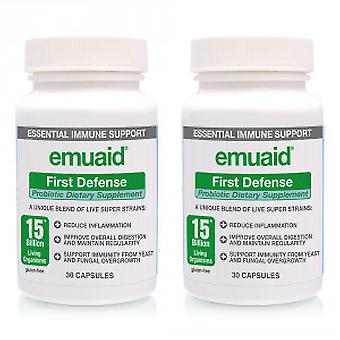 Emuaid First Defense Probiotic - 2 Packs