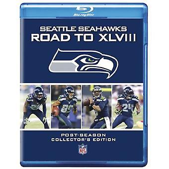 Seattle Seahawks: Vejen til Xlviii [BLU-RAY] USA import