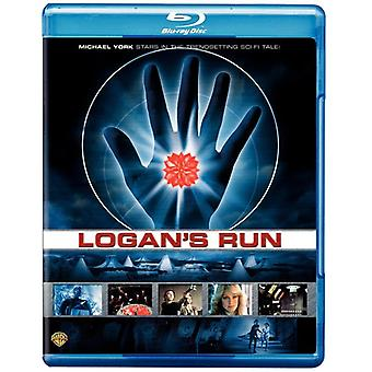 Logans Run [BLU-RAY] USA import