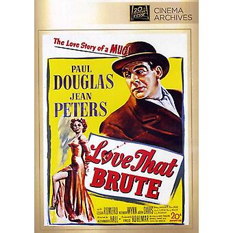 Love That Brute [DVD] USA import
