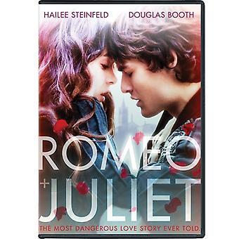 Romeo + Juliet [DVD] USA import