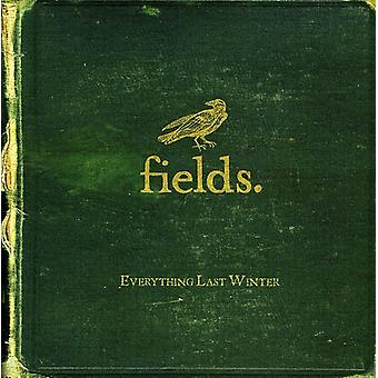 Fields - Everything Last Winter [CD] USA import