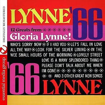 Gloria Lynne - Lynne '66 [CD] USA import