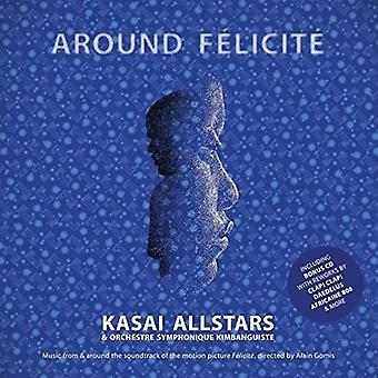 Kasai Allstars & Orchestre Symphonique Kimbanguiste - omkring Jans [Vinyl] USA import