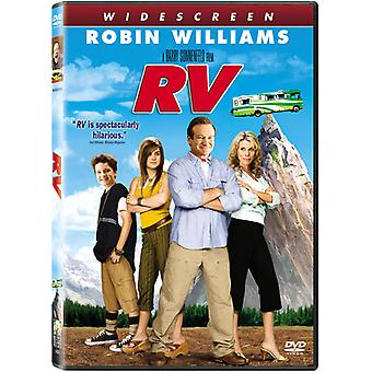 Rv [DVD] USA import