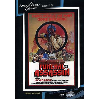 Funeral for an Assassin (1977) [DVD] USA import
