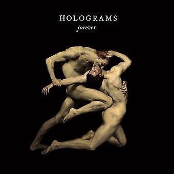 Hologrammer - Forever [CD] USA importerer