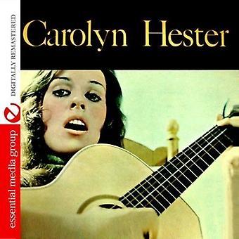 Carolyn Hester - importación de los E.e.u.u. Carolyn Hester [CD]