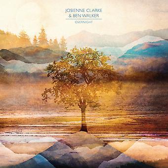 Josienne Clarke og Ben Walker - natten [Vinyl] USA importerer
