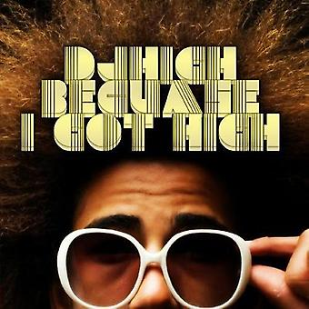 DJ High - Because I Got High [CD] USA import