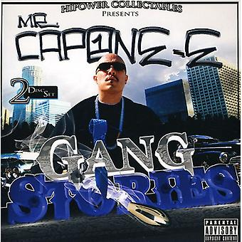 Hi-Power Collectables Presents: Mr. Capone-E - Gang Stories [CD] USA import
