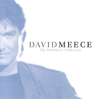 David Meece - Difinitive samling [CD] USA import