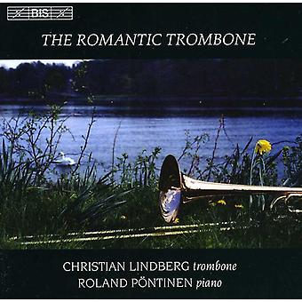 Christian Lindberg - The Romantic Trombone [CD] USA import