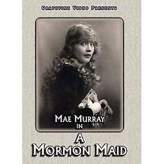 Importar de Estados Unidos [DVD] criada Mormón (1917)