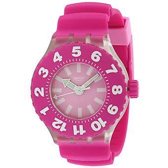 Swatch DIE ROSE Unisex Watch SUUK113