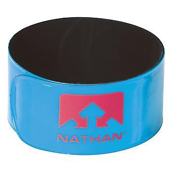 Nathan Reflex Snap Bands Blau 1013NAB