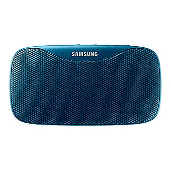 Samsung Level Box Slim EO-SG930 mobiler Bluetooth Lautsprecher Sound Box Blau