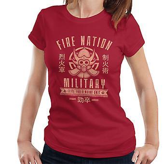 Brand er hård legenden om Korra kvinder T-Shirt