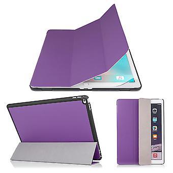 Elegante funda + stylus para Apple iPad Pro 9.7 pulgadas (2016) - púrpura