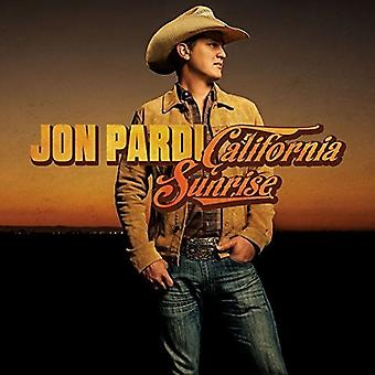 Jon Pardi - Californien solopgang [CD] USA import