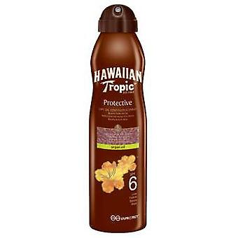 Hawaiian Tropic Protective argan oil 177 ml (Cosmétique , Corporel , Solaires)