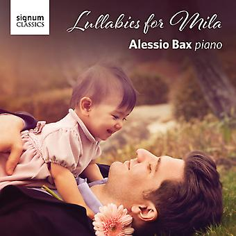 Bach, J.S. / Bax - Lullabies for Mila [CD] USA import