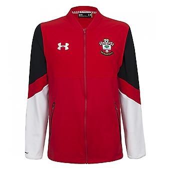 2016-2017 Southampton Stadium Jacket (Red)