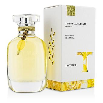 Thymes Tupelo Lemongrass Cologne Spray 50ml/1.75oz