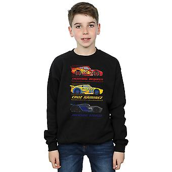 Disney Boys Cars Racer Profile Sweatshirt
