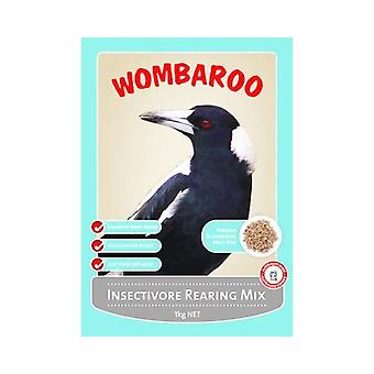 Wombaroo Insectivore Rearing Mix 1kg