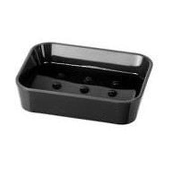 Wenko soap dish candy black (Bathroom accessories , Soap dish and dispensers)