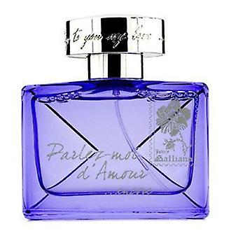 John Galliano Parlez-moi D Amour Encore Eau De Toilette Spray 30ml / 1oz