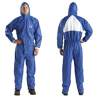 3M 4530Bm 3M 5/6 Medium Fire Resistant Coverall Blue White Type