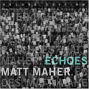 Matt Maher - ekkoer [CD] USA import