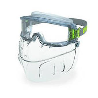 Uvex 9301-318 Ultravision Clear Uncoated Face Shield