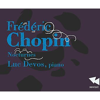 Chopin - Nocturnes 1 [CD] USA import