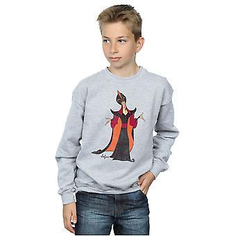 Disney Boys Aladdin Classic Jafar Sweatshirt