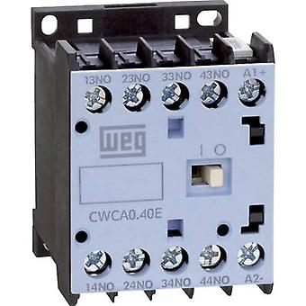 Contactor 1 pc(s) CWCA0-13-00D24 WEG 1 maker, 3 breakers