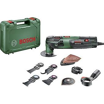 Multifunction tool incl. accessories, incl. case 16-piece 250 W