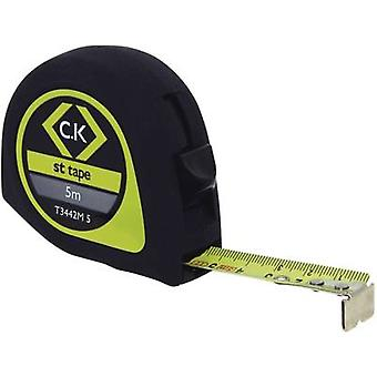 Tape measure 5 m Steel C.K. T3442M 5
