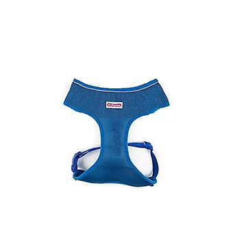 Comfortable Dog Harness Blue - XS 28-40cm chest