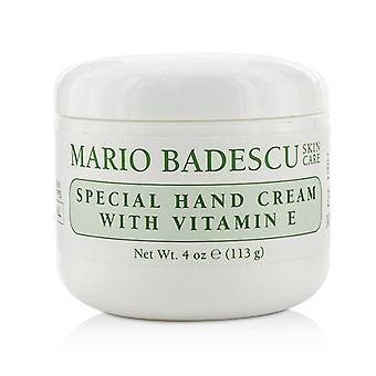 Mario Badescu Special Hand Cream with Vitamin E - For All Skin Types 113g/4oz
