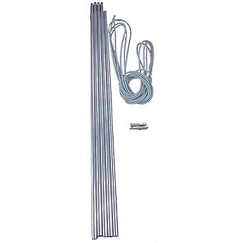 Vango Alloy Corded 9.5mm Tent Pole Set