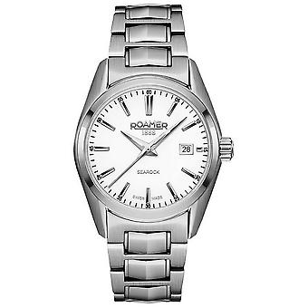 Roamer Searock ladies mens watch 30 mm 210844 41 25 20