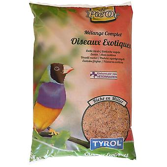 Tyrol Complete Feed Exotic Birds (Vogels , Voeding)