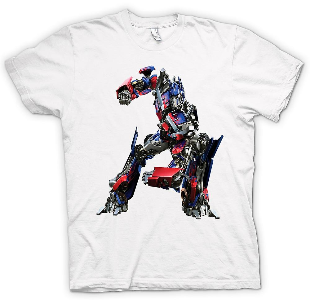 Womens T-shirt - Optimus Prime - Transformers